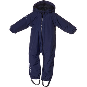"""Isbjörn Toddlers Padded Jumpsuit Navy"""